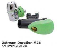 Poseidon Xstream Duration M 26,Green