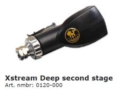 Poseidon II.st. Xstream 9/16  Deep,Black