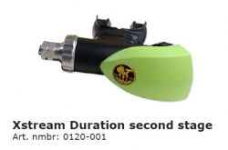 Poseidon II. st. Xstream 9/16 Duration, Green